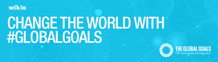 Global Goals Blog Header