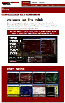 Chat Skins Wikia Home Page 001