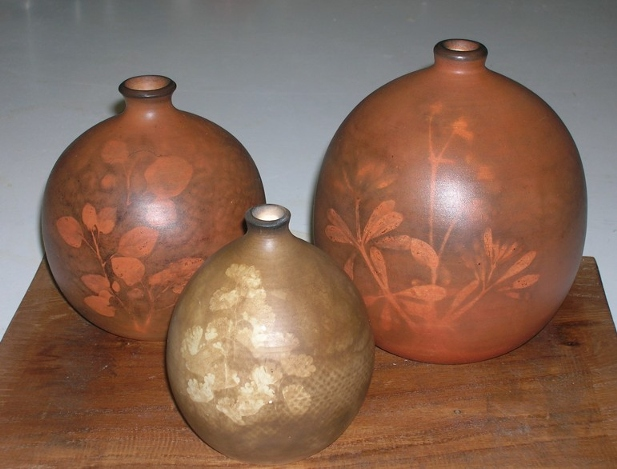 Por amor a la tierra t cnicas decorativas t cnica de for Tecnicas para esmaltar ceramica