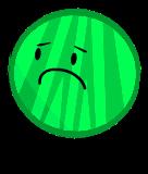Melon fan made pose
