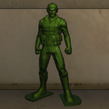 Army Man Action Figure
