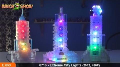 Lite Brix Extreme City Lights Review