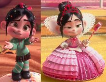 Vanellope outfitspure