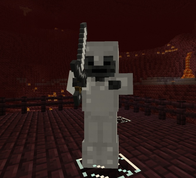 Wither Skeleton Fictional Characters Wiki Fandom