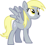 Derpy hooves by freak0uo-d5jedxp