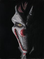 Horny the clown by crescentsun x