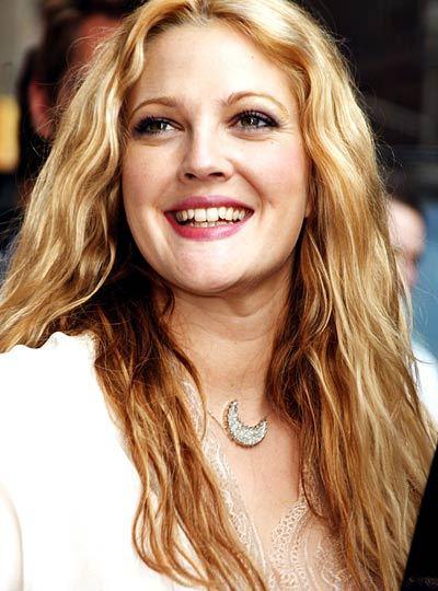 Drew Blyth Barrymore is an Drew Barrymore