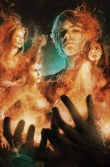 Charmed Comic Issue 3