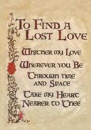 Find a Lost Love