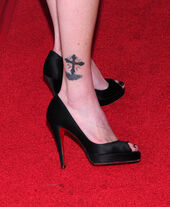 Shannen Doherty Tattoo
