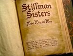 Stillman Sisters BOS