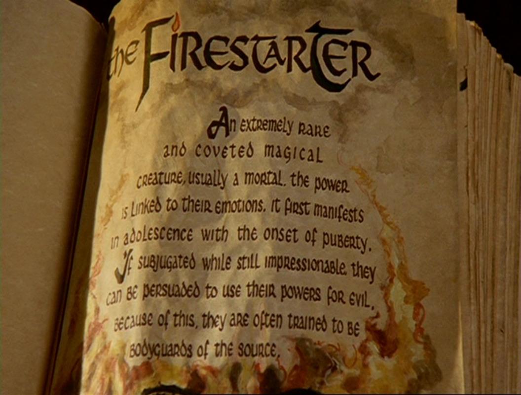 Real Spells From The Book Of Shadows FileFirestarter bos jpg