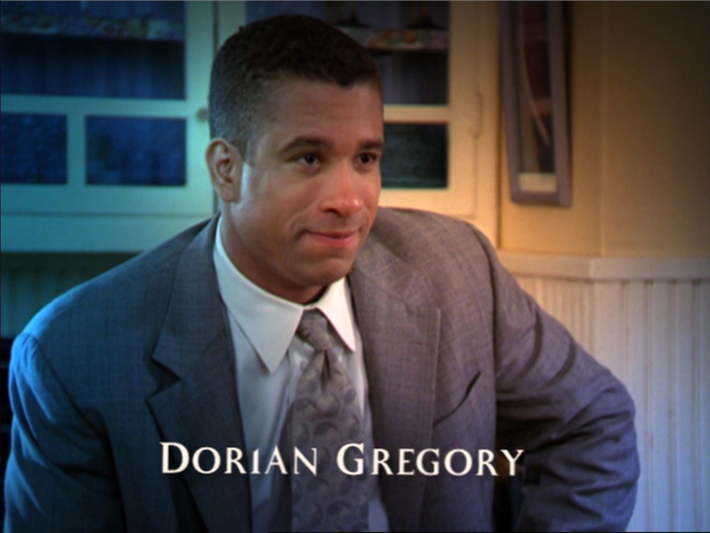 dorian gregory hot