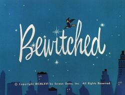 Bewitched color title card