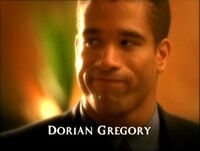 Dorian Gregory (Season 1-3)