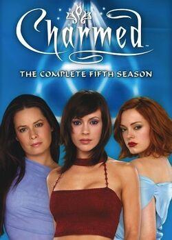 Charmed DVD S5 R1