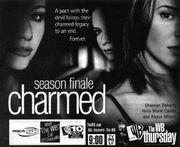 Charmed Promo Season 3 ep. 22 - All Hell Breaks Loose
