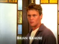Brian Krause (Season 2 & 3)