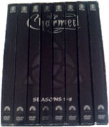 UK Charmed DvDs