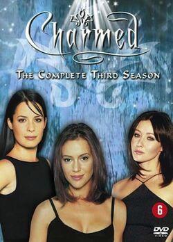 Charmed DVD S3 R2