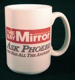 Ask phoebe mug