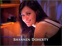 Shannen Doherty (Season 3)