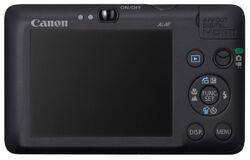 PowerShot SD780 IS back