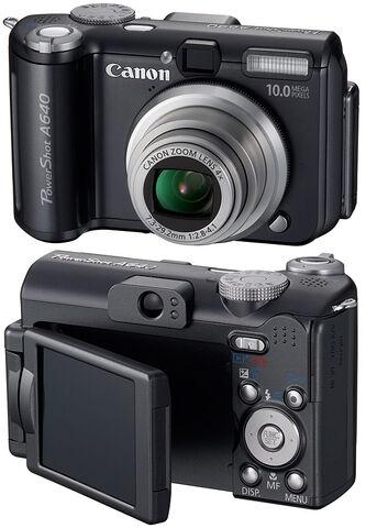 File:Canon PowerShot A640.jpg