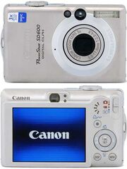 Canon PowerShot SD600