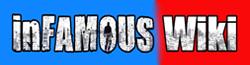 InFamous Wiki-wordmark
