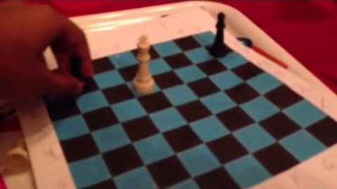 Chess Special Moves Skewer