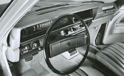1971 chevrolet vega 2300 interior photo