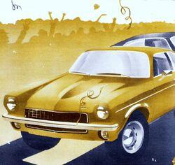 Car and Driver 1973 Readers Choice Poll - Chevrolet Vega Best Economy Sedan (2)