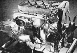 Cosworth Vega engine - Hot Rod Aug 1973