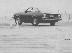 1976 Cosworth Vega - road test