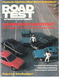 Road Test October 1976