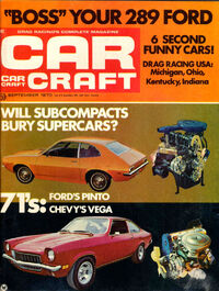 Car Craft Sept 1970