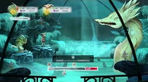 Child of Light - Final Bosses- Nox and Umbra - The Temple of the Sun -PS4 Gamplay HD-