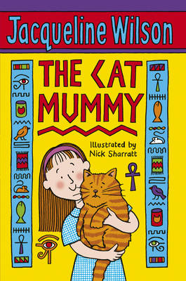 Image result for jacqueline wilson the cat mummy summary