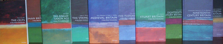 Very Short Introductions British History