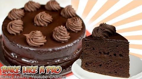 Chocolate Mousse Cake Recipe! - Ultimate Chocolate Cake Recipe!