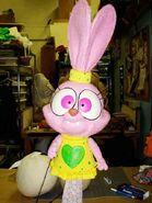 Chowder Panini Puppet Display