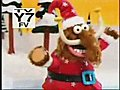 Gazpacho in a Santa Claus suit
