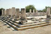 Hekate Sanctuary in Lagina, Turkey