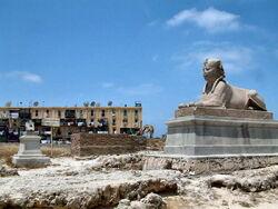 Sphinx Alexandria