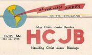 Hcjb 1955 qsl