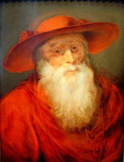 St Jerome by Rubens dsc01653