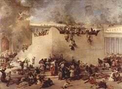 The Destruction of the Temple at Jerusalem