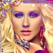 Christina aguilera your body by benassiboy-d5egrk0