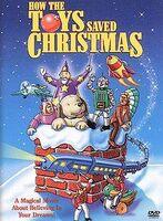HowTheToysSavedChristmas DVD 2003